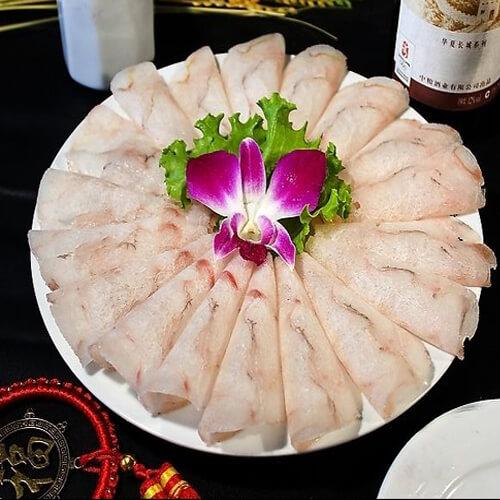 杂鱼肉元火锅