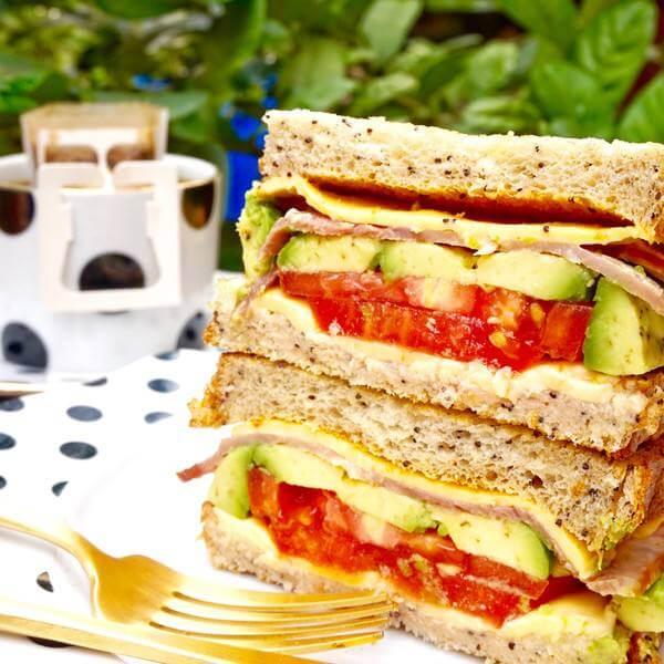 港式三明治