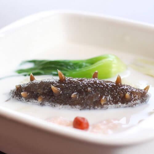 排骨海参汤