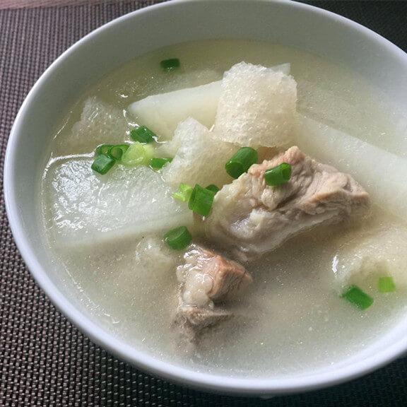 竹荪营养汤