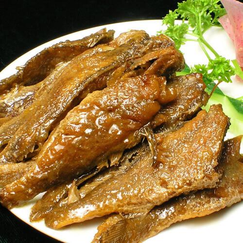 肥美的卤腥鱼