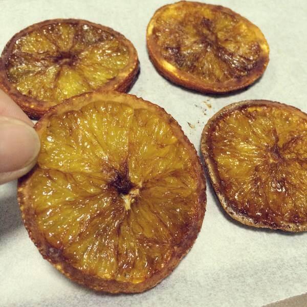冰糖烤橘子