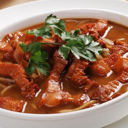 酸菜豆芽粉条肉
