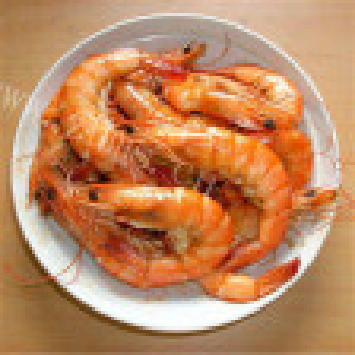 水煮阿根廷红虾