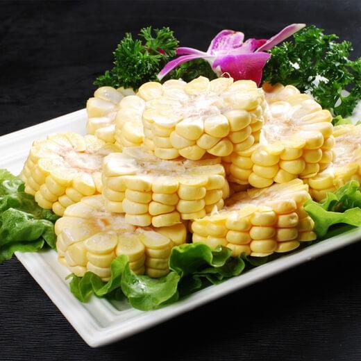 甜玉米香蕉燕麦蛋羹