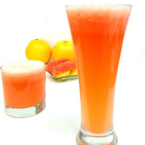 西柚奇异果排毒水