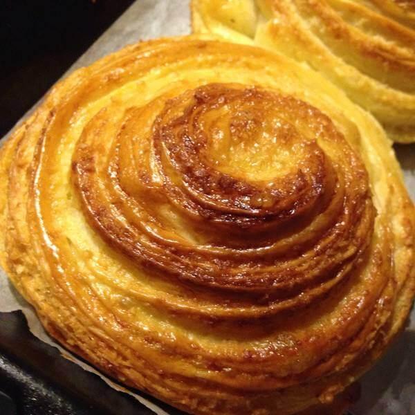 淡奶油椰蓉小面包