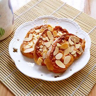花生杏仁面包脆片