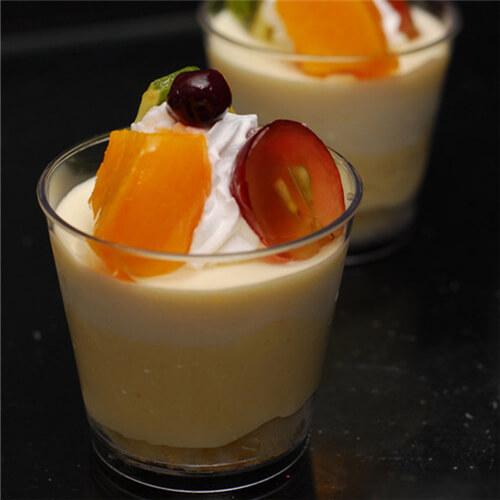 百香果酸奶冰激凌