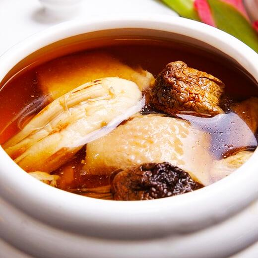 艾草瘦肉汤