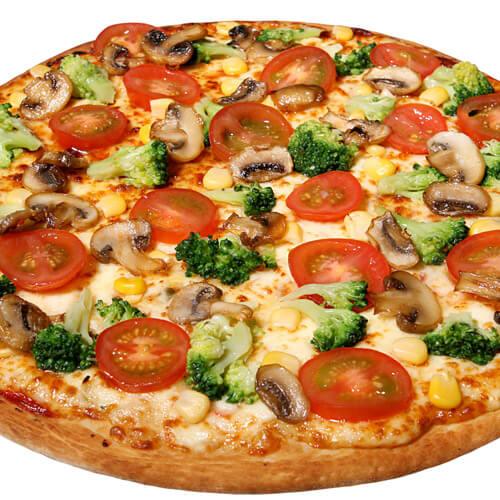 韩式五花肉披萨