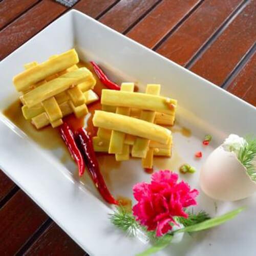 生芒果腌制