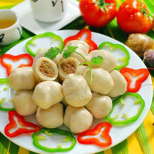 特色菜闽南鱼丸