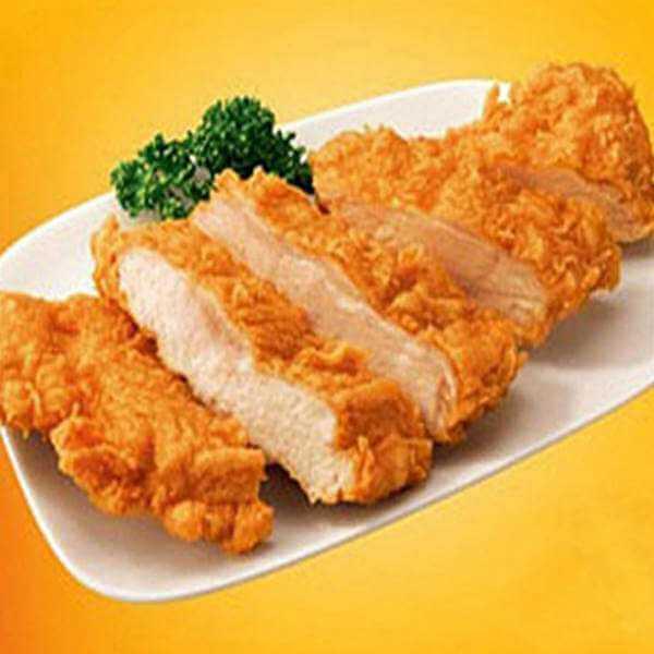烤箱版鸡肉排