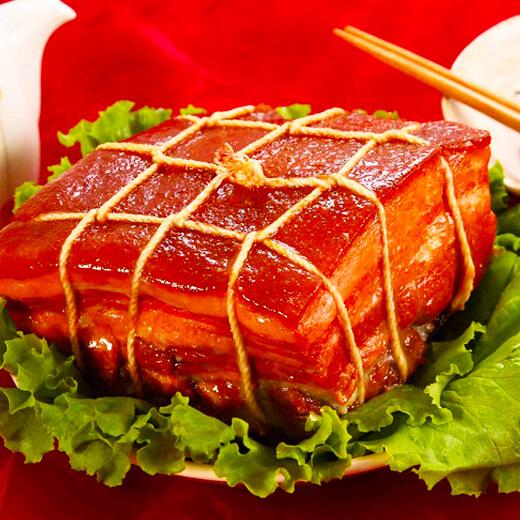 紫菜东坡肉