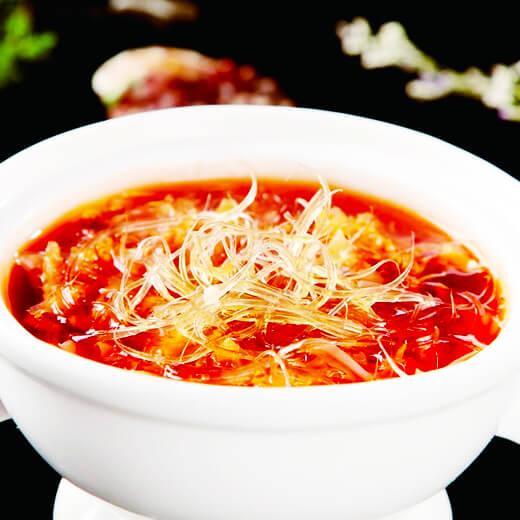 营养三参肉汤