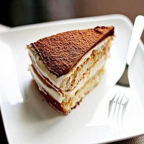 甜橙慕斯蛋糕