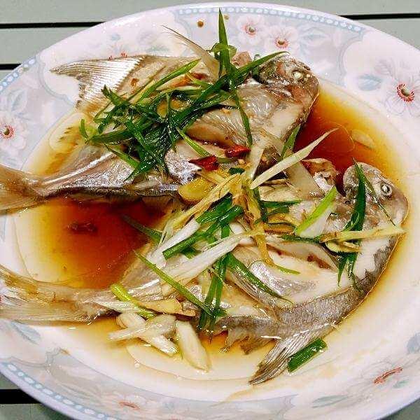 红烧桂花鲈鱼
