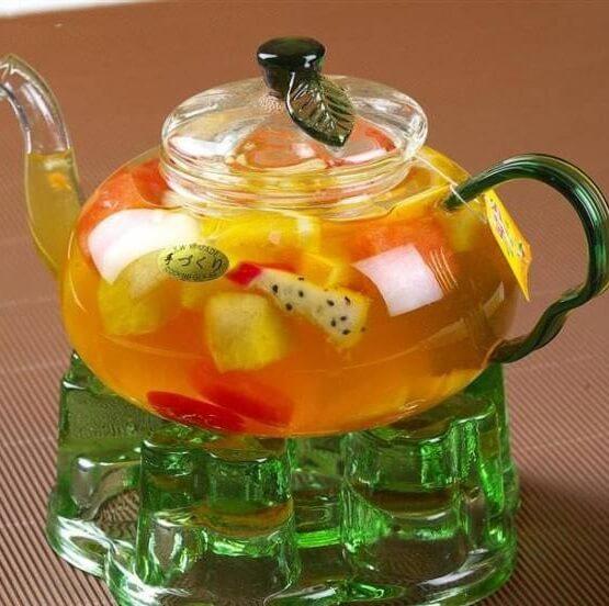 好吃的泡水果