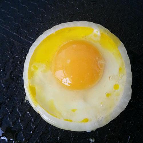好吃的完美煎蛋