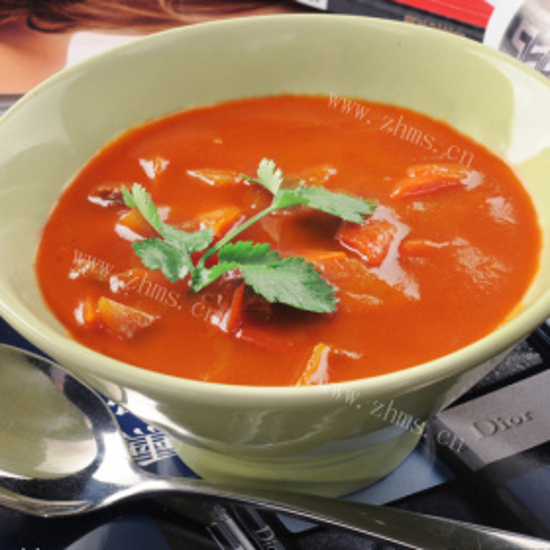 蕃茄牛肉汤
