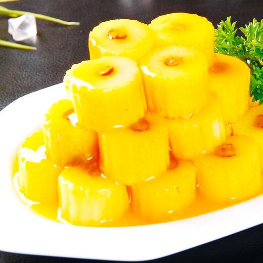 蜜汁柠檬片