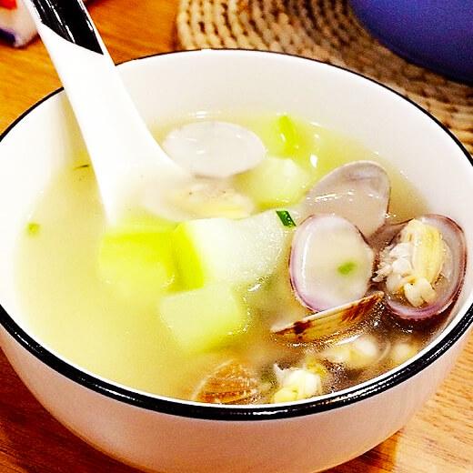 瓠子鱼头汤