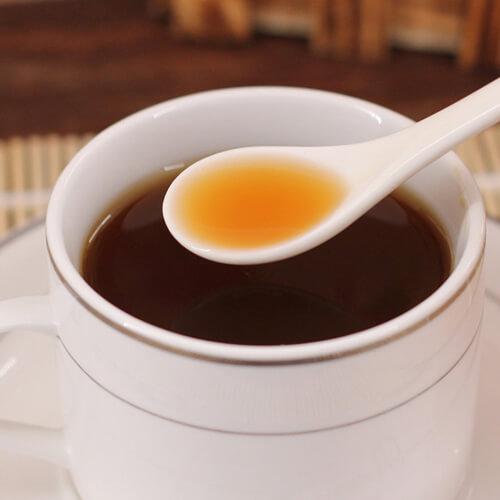 美味的桑杞玫瑰姜枣膏