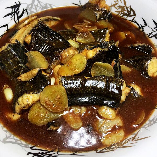 咖哩鳗鱼家庭版