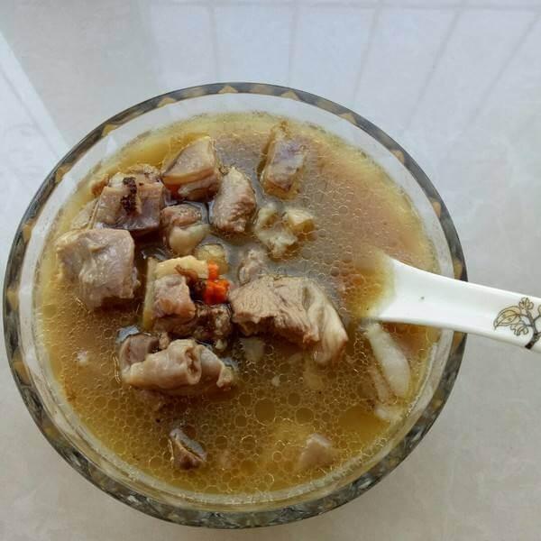 羊肉当归生姜汤