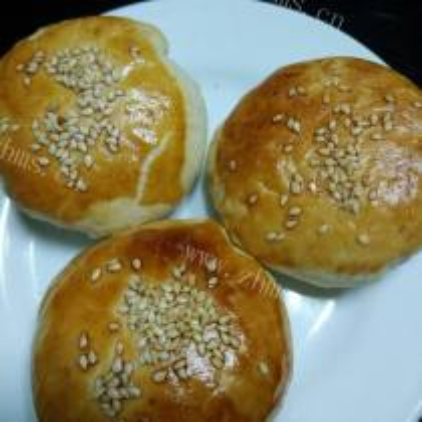葵花籽酥饼