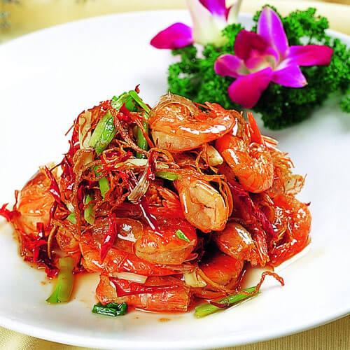 避风塘香酥虾