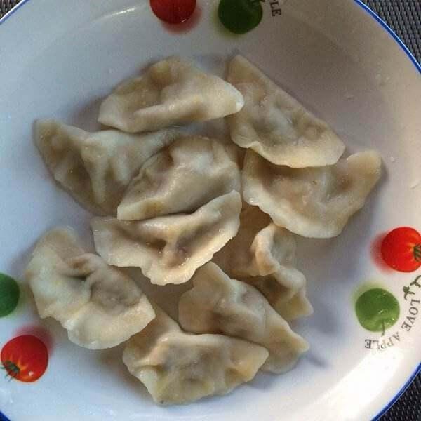 鲜嫩鸡肉水饺