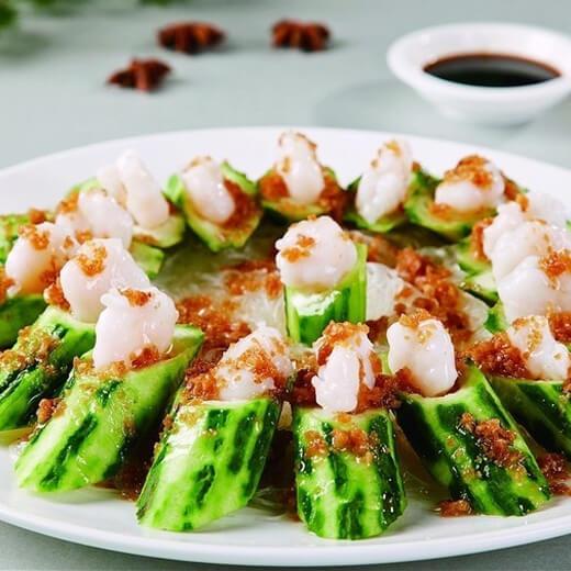 丝瓜虾仁小米粥