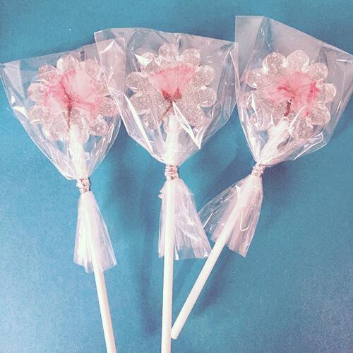 樱花棒棒糖