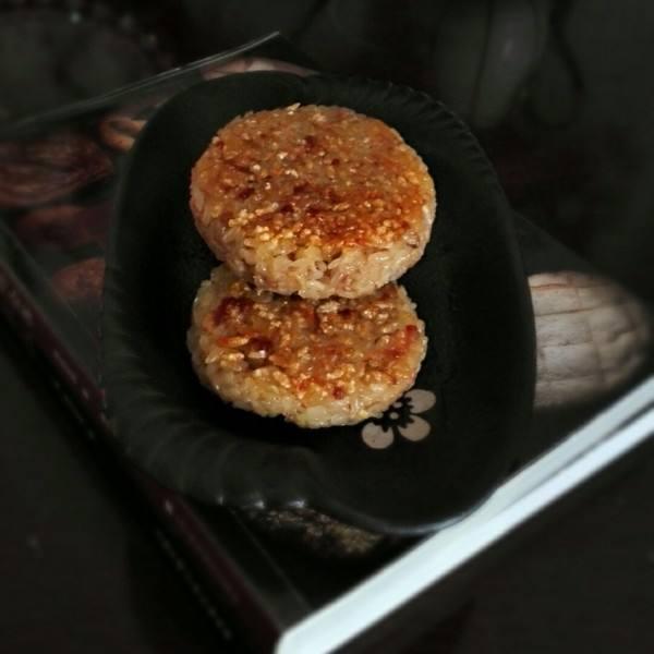 香煎糯米饼