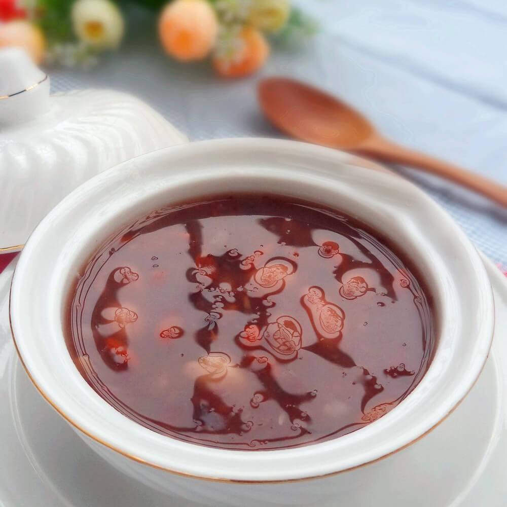 营养的补肾祛湿黑豆浆