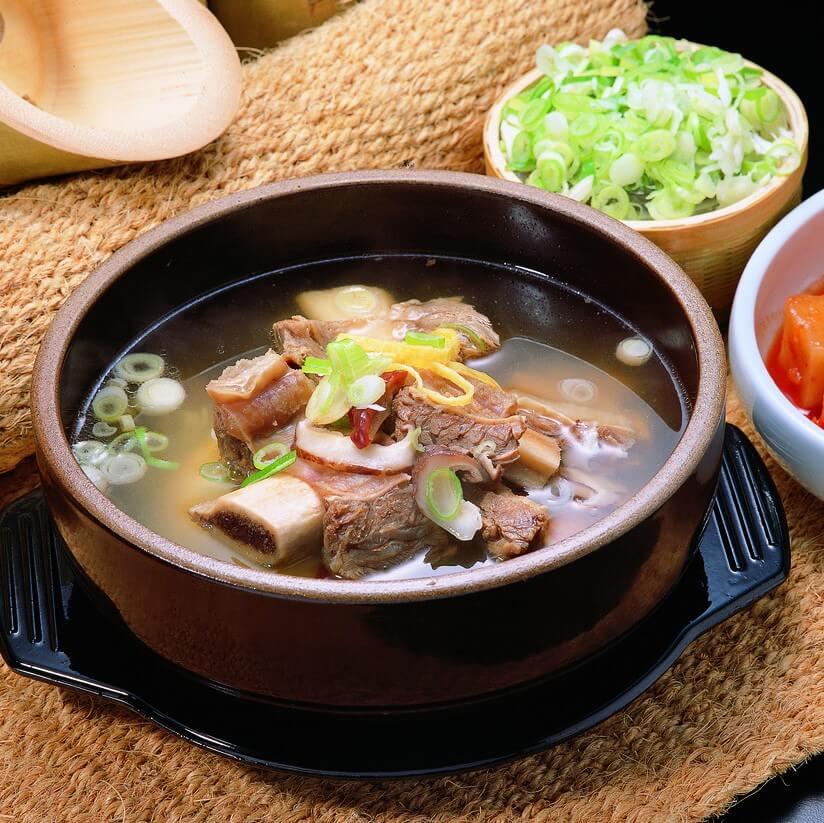 舌尖上的美食_韩国海鲜牛排汤