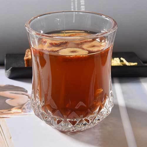 纯纯的枣茶