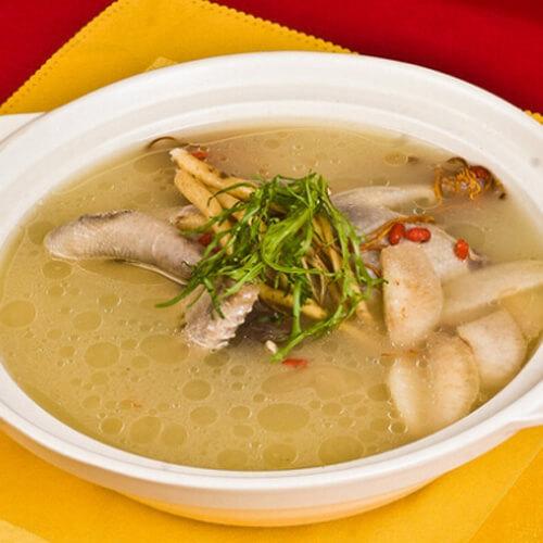 美味养生鸭子汤