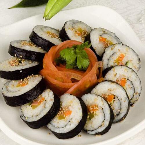 美味寿司-紫菜包饭