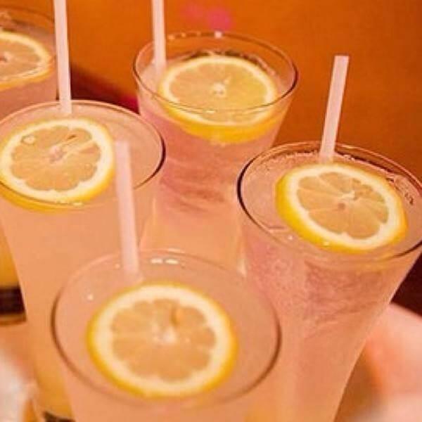柠檬做的橘子汁