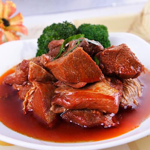 川版红烧牛肉