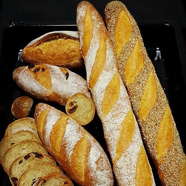 香葱火腿酸奶面包