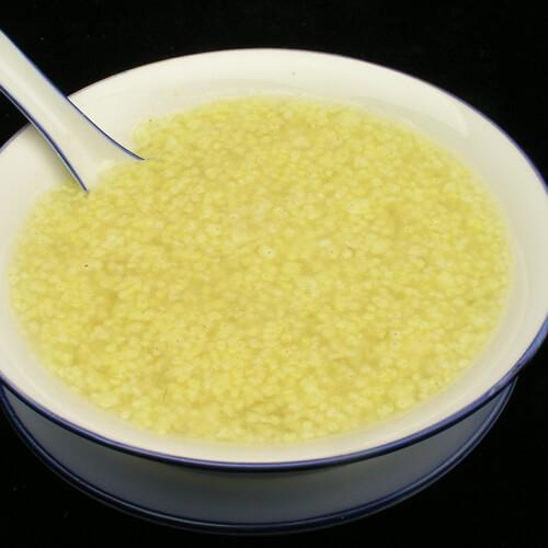 开胃小米饭