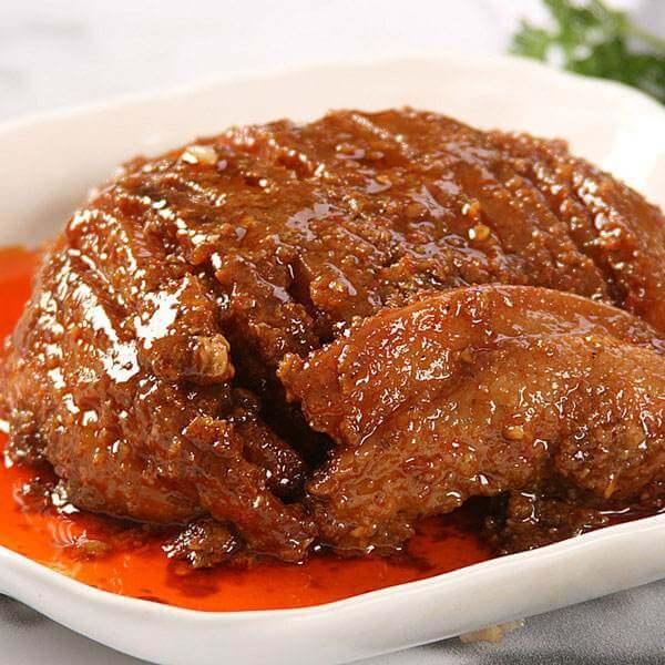 笋蒸米粉肉