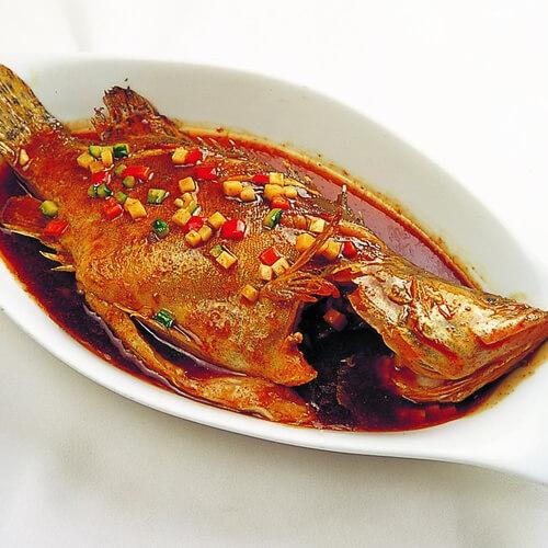红烧臭鳜鱼