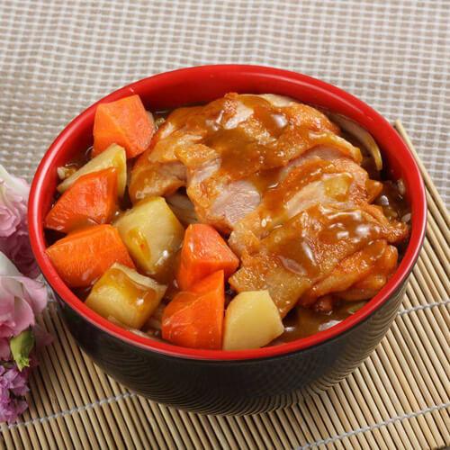 好吃的日式咖喱