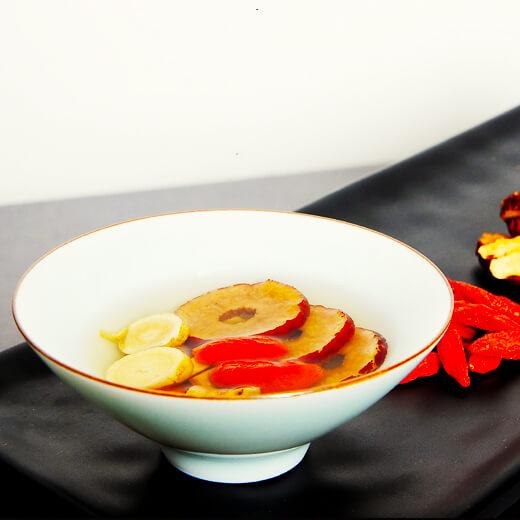 养颜洛神玫瑰枸杞茶