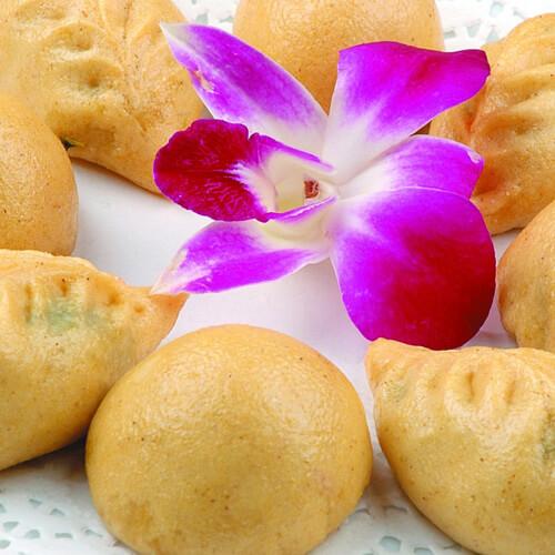 美味的传统菜饽饽